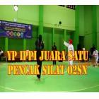 YP IPPI Juara ( 1 ) O2SN Pencak Silat Jakarta Timur Wilayah Satu